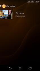 Sony D2203 Xperia E3 - Bluetooth - Transferir archivos a través de Bluetooth - Paso 6