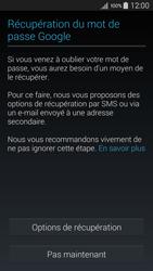 Samsung A500FU Galaxy A5 - Applications - Créer un compte - Étape 12