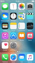 Apple iPhone SE - Segurança - Como ativar o código PIN do cartão de telemóvel -  2