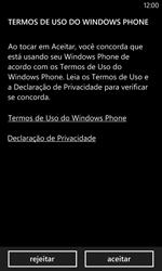 Nokia Lumia 1020 - Primeiros passos - Como ativar seu aparelho - Etapa 3