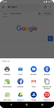 Sony Xperia XZ3 - Internet - internetten - Stap 22