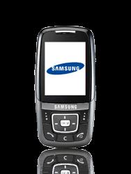 Samsung D600 - Internet - Overzicht mogelijkheden - Stap 5