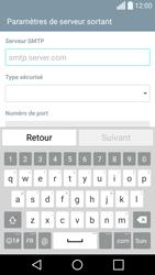 LG H420 Spirit - E-mail - Configuration manuelle - Étape 12