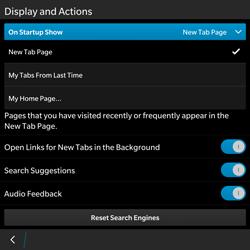 BlackBerry Passport - Internet - Manual configuration - Step 17