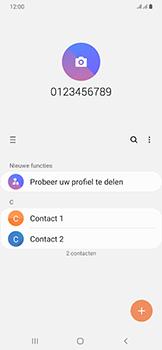 Samsung galaxy-a50-dual-sim-sm-a505fn - Contacten en data - Contacten overzetten via Bluetooth - Stap 4