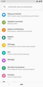 Nokia 9 - Wifi - configuration manuelle - Étape 3