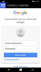Microsoft Lumia 640 - E-mail - Configurar Gmail - Paso 8
