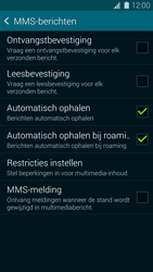 Samsung G900F Galaxy S5 - MMS - probleem met ontvangen - Stap 7