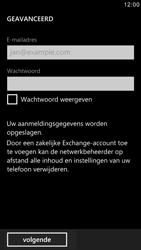 Samsung I8750 Ativ S - E-mail - Handmatig instellen - Stap 8