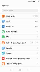 Huawei P10 - WiFi - Conectarse a una red WiFi - Paso 3