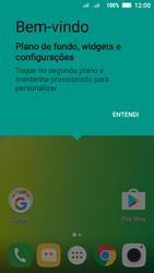 Lenovo Vibe C2 - Primeiros passos - Como ativar seu aparelho - Etapa 21