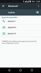Wiko Tommy 2 - Internet et connexion - Connexion avec un équipement multimédia via Bluetooth - Étape 7