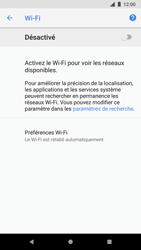 Google Pixel 2 - WiFi et Bluetooth - Configuration manuelle - Étape 6