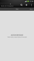 HTC Desire 601 - E-mail - envoyer un e-mail - Étape 3
