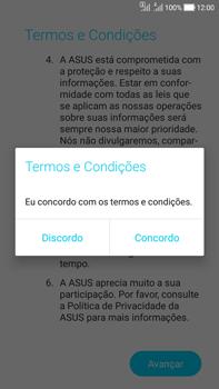 Asus Zenfone Selfie - Primeiros passos - Como ativar seu aparelho - Etapa 13