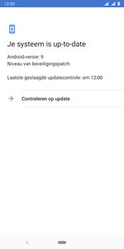 Nokia 9 - Toestel - Software update - Stap 10