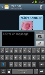Samsung Galaxy S2 - Contact, Appels, SMS/MMS - Envoyer un MMS - Étape 18