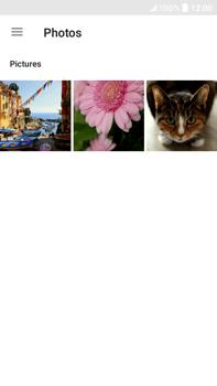 HTC Desire 825 - Photos, vidéos, musique - Envoyer une photo via Bluetooth - Étape 6