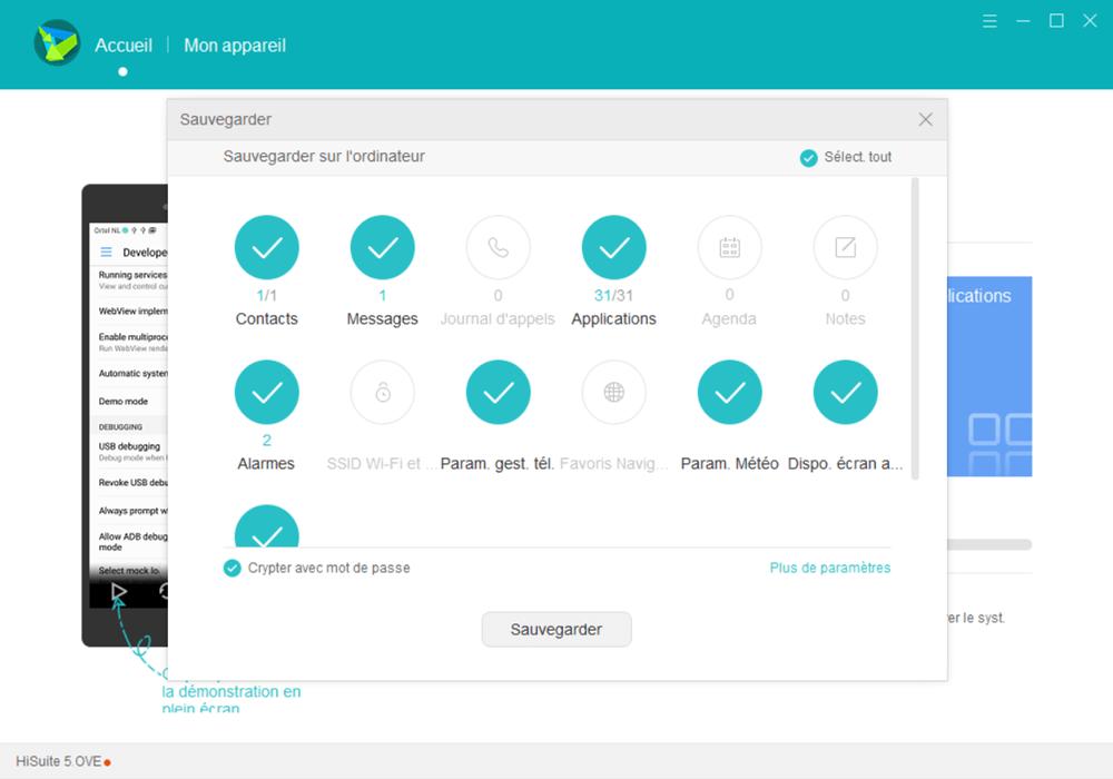 Huawei P20 lite - Aller plus loin - Gérer vos données avec un ordinateur - Étape 8