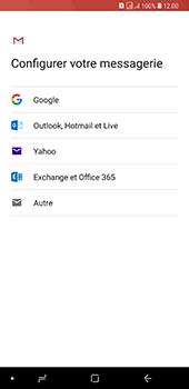 Samsung Galaxy A7 2018 - E-mails - Ajouter ou modifier votre compte Gmail - Étape 8