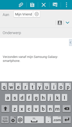 Samsung Galaxy Alpha 4G (SM-G850F) - E-mail - Hoe te versturen - Stap 8