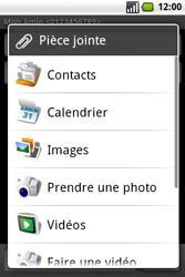 Samsung I7500 Galaxy - MMS - envoi d'images - Étape 10