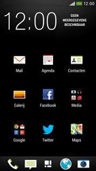 HTC Desire 601 - E-mail - Handmatig instellen - Stap 4