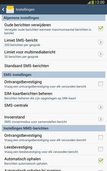 Samsung T315 Galaxy Tab 3 8-0 LTE - SMS - Handmatig instellen - Stap 8
