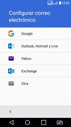 LG K4 (2017) - E-mail - Configurar Gmail - Paso 7