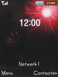 Samsung S5050 Allure S - Buitenland - Bellen, sms en internet - Stap 10