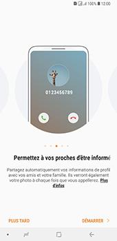 Samsung Galaxy A7 2018 - Contact, Appels, SMS/MMS - Ajouter un contact - Étape 4