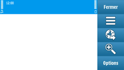 Nokia N97 - Internet - Navigation sur Internet - Étape 3