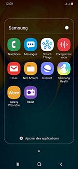 Samsung Galaxy A20e - SMS - configuration manuelle - Étape 4