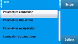 Nokia N97 - E-mail - Configuration manuelle - Étape 23