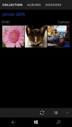 Microsoft Lumia 950 - Photos, vidéos, musique - Envoyer une photo via Bluetooth - Étape 4