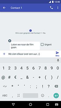 Android One GM5Plus DS - MMS - hoe te versturen - Stap 10