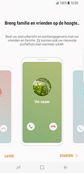 Samsung Galaxy S8 - Contactgegevens overzetten - delen via Bluetooth - Stap 4