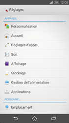 Sony Xperia Z3 Compact - Applications - Supprimer une application - Étape 4