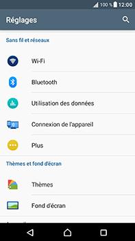 Sony Xperia XA1 Ultra - Internet et connexion - Partager votre connexion en Wi-Fi - Étape 4