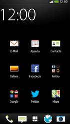HTC Desire 601 - E-mail - envoyer un e-mail - Étape 2