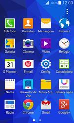Samsung G357 Galaxy Ace 4 - Rede móvel - Como ativar e desativar o modo avião no seu aparelho - Etapa 3