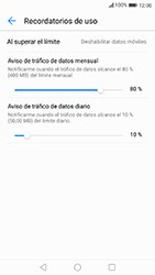 Huawei P10 Lite - Internet - Ver uso de datos - Paso 12