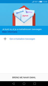 Huawei P9 Plus - E-mail - e-mail instellen (gmail) - Stap 5