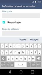 LG K4 - Email - Configurar a conta de Email -  16