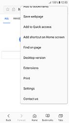 Samsung Galaxy J5 (2017) - Internet - Manual configuration - Step 24