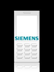 Siemens Ander - Internet - handmatig instellen - Stap 1