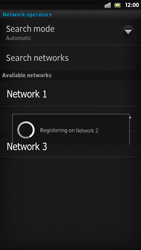 Sony LT26i Xperia S - Network - Usage across the border - Step 10