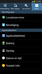 Samsung I9195 Galaxy S IV Mini LTE - Netwerk - Software updates installeren - Stap 6