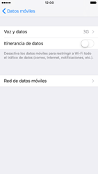 Apple iPhone 6s iOS 10 - Red - Seleccionar el tipo de red - Paso 5
