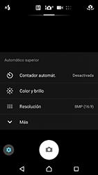 Sony Xperia XZ - Android Nougat - Funciones básicas - Uso de la camára - Paso 10